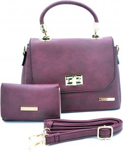 a0a70a6a85 Madleen Leather Bag for Women with Small Handbag