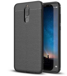Huawei Mate 10 Lite Case, Flexible TPU Shockproof Scratch-resistant Cover