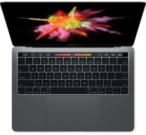 Apple MacBook Pro 2016 Laptop With Touch Bar MNQF2 - Intel Core i5 2.9GHz, 13 Inch, 512GB SSD, 8GB RAM, English Keyboard, macOS, Space Gray - International ...