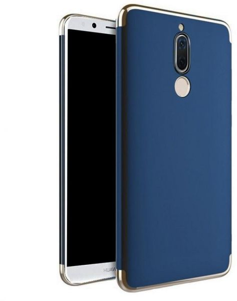 Huawei Mate 10 Lite Hard Blue 360 Degree Protection Cover Case