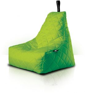 Wondrous Quilted B Bag Bean Bag By Extreme Lounging Lime Dailytribune Chair Design For Home Dailytribuneorg