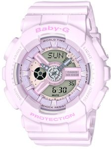 Casio G-Shock Women s Off White Dial Resin Band Watch - BA-110-4A2DR 91500b1ce