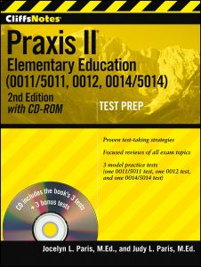 Books Praxis Ii Elementary Education Springerpearson