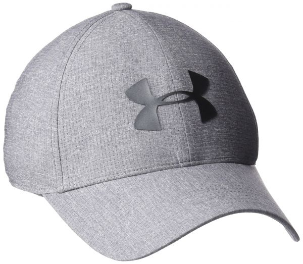 Under Armour Men s CoolSwitch ArmourVent 2.0 Cap grey  5bef8ed8805c