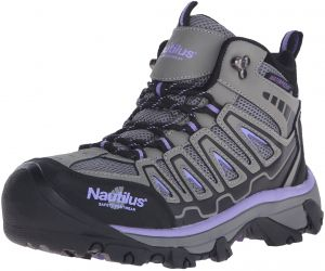 9588dbcb6 Nautilus 2251 Women s Light Weight Mid Waterproof Safety Toe Hiking Shoe
