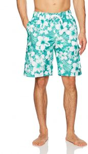 51d8e20964fe4 Kanu Surf Men's Dominica Floral Quick Dry Beach Board Shorts Swim Trunk,  Green, X-Large. by Kanu Surf, Swimwear - 830 ratings