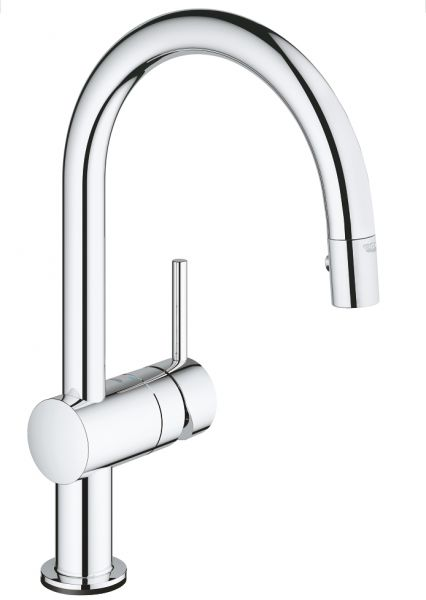 Grohe Stainless Steel Taps Minta Touch Souq Uae