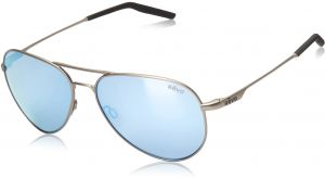 a118ccc4812 Revo Observer RE 1033 00 BL Polarized Aviator Sunglasses