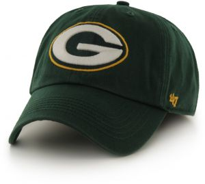 9c37f29058af7 NFL Green Bay Packers  47 Brand Franchise Fitted Hat