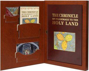Gift Kit Chronicle Of Pilgrimage To The Holy Land BookDVDPinPhotos