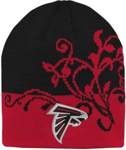 NFL by Outerstuff NFL Girls 7-16 Two Tone Cuffless Hat-Dark Navy-1 Size 146296805006