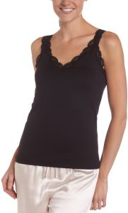 fee11798e5defb Only Hearts Women s Delicious Deep V-Neck Tank With Lace -  41840L