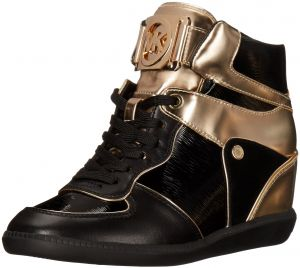 c1f4b373030 Michael Kors Women s Nikko High Top Fashion Sneaker