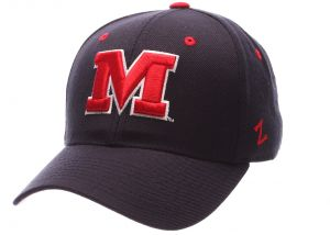 48f6def701de4 ZHATS NCAA Mississippi Old Miss Rebels Men s DH Fitted Cap