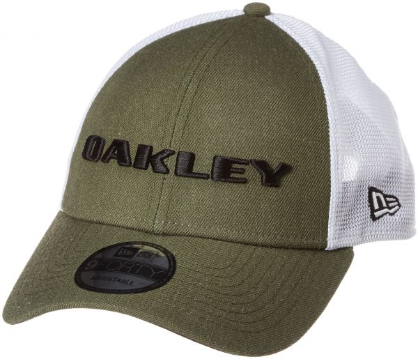 9488c6b28e178 ... spain oakley mens heather new era hat dark brush one size b4383 0e3e3