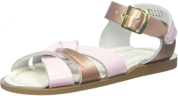 1f453a8ea7e7 Salt Water Sandals Girls  The Original Salt Water Flat Sandal-K
