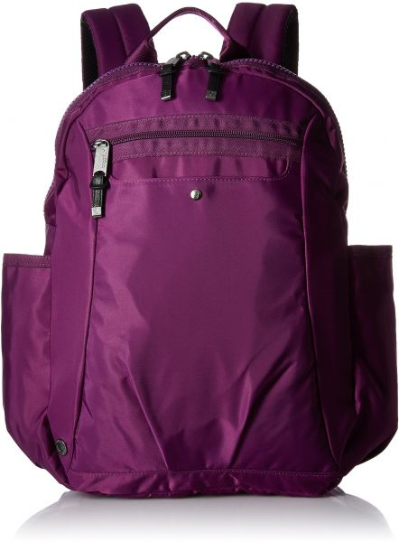 3e87dd276656 Baggallini Gadabout Laptop Backpack