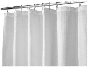 Finding Fabric Shower Curtain