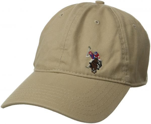 U.s. Polo Assn. Men s Washed Twill Baseball Cap dbfa92a6f05a