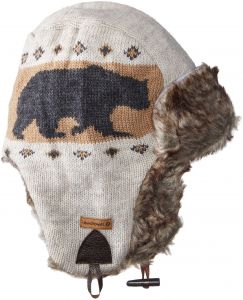 cfd44f7b0e1bb Laundromat Grizzly Cold Weather Hat