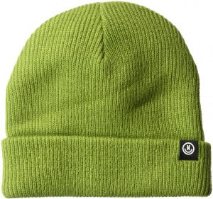 Sale on new cuffless olive green beanie visor skull cap hat  61d068517fe1