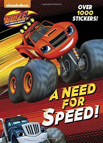 souq a need for speed blaze and the monster machines color