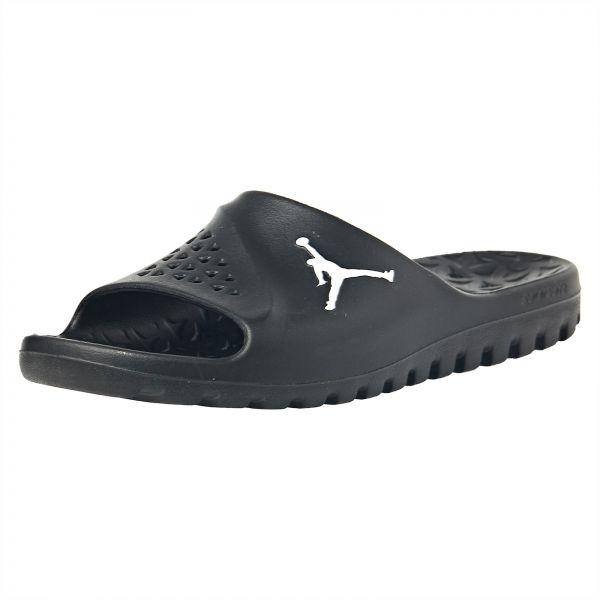 79aad1aacee1 Nike Air Jordan Slides for Men - Black