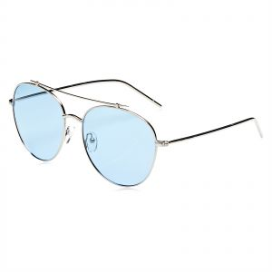 08cafb95728 Prive Revaux The Einstein Women s Polarized Blue Sunglasses - 214-D1086-2