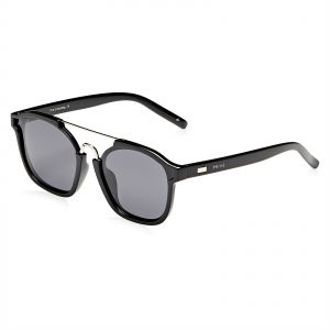 58465224188 Prive Revaux The Underdog Women s Square Polarized Black Sunglasses -  B26049-D01-P12