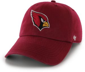 9a7f89f67fcef NFL Arizona Cardinals  47 Brand Franchise Fitted Hat