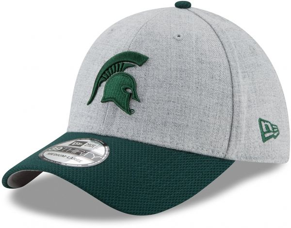 hot sales 8de78 edc5e where to buy mens new era heathered gray michigan state spartans neo 2  39thirty flex hat da081 cdcb4  discount code for ncaa michigan state  spartans adult ...