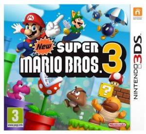 Super Mario Bros  3 - 3Ds (Digital Code) - By Approachi