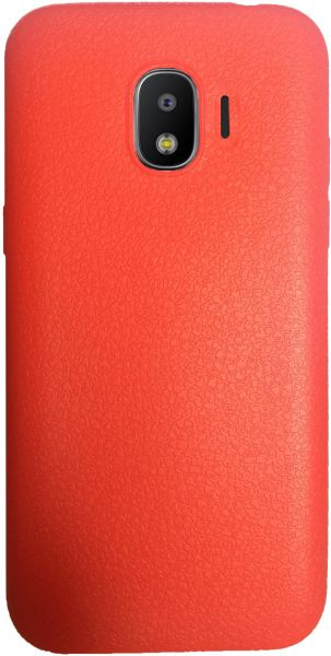 finest selection 75aed edd69 Back Cover Case TPU For Samsung Galaxy Grand Prime Pro 2018 - Red