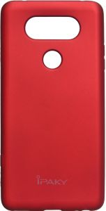 Ipaky Back Cover For LG V20, Red