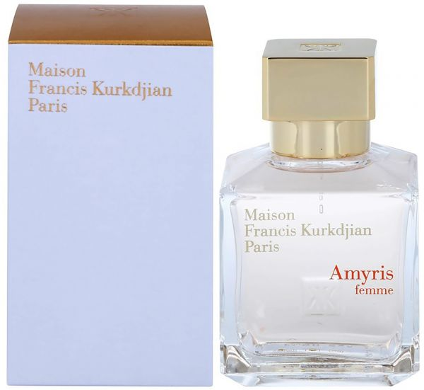 Maison Femme Eau Amyris Francis By For Women Kurkdjian De Parfum70ml Pw0k8nO
