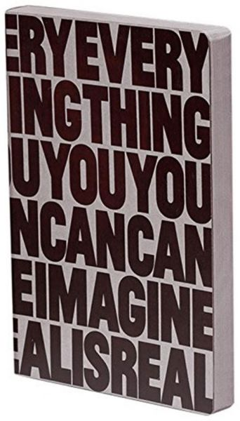 52426b2f33 NUUNA GRAPHIC L THERMO-EVERYTHING YOU CAN IMAGINE IS REAL - THERMO ...