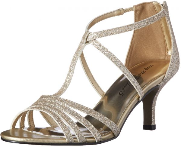 9ecdfa6cbf61 Easy Street Women s Gaze Dress Sandal