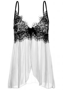 41a24f22a1c8a9 Adorneve Women Lingeries Babydoll Lace Outfits See-through Night Dress