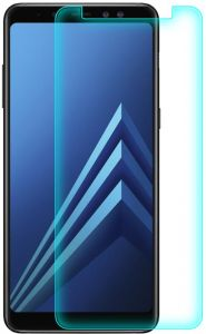 fa704e2010 Samsung Galaxy A8 PLUS (2018) Explosion-proof Tempered Glass Screen  Protector