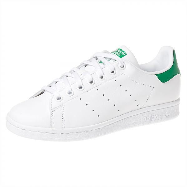 adidas Originals Stan Smith J Sneaker For Boys