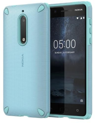 Nokia Cc 501 Rugged Impact Case For 6 Mint Green