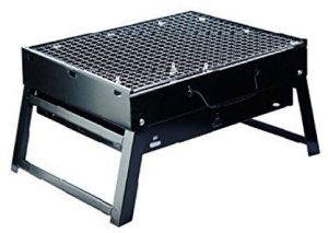 Compact Portable U0026 Folding Outdoor BBQ Charcoal Grill