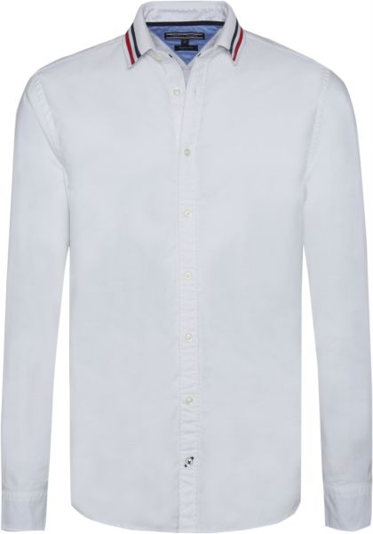 c5bdc9fbd Tommy Hilfiger Shirt For Men - White