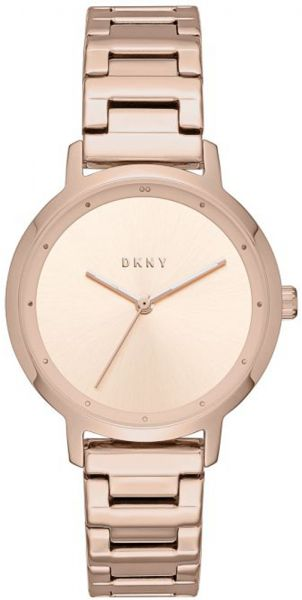 c2602cf267367 DKNY The Modernist Rose Gold Dial Stainless Steel Band Watch - NY2637. by  DKNY