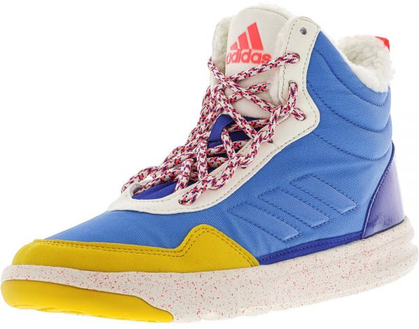 Adidas Irana Lucky Basketball Shoes for Women - Sky Blue  d9af6763a