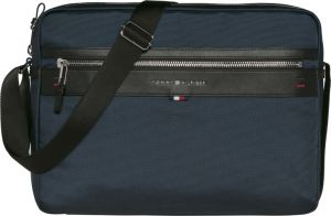 b3178c4a29 Tommy Hilfiger Smart Messenger Bag for Men - Tommy Navy