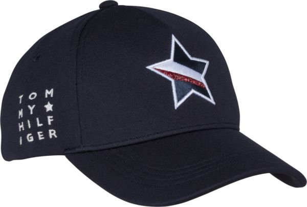 Tommy Hilfiger Mascot Race Snapback Cap for Women - Tommy Navy  66134d30dcc