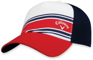Callaway Golf 2018 Stripe Mesh Adjustable Hat Adjustable b9a6498b2fc6