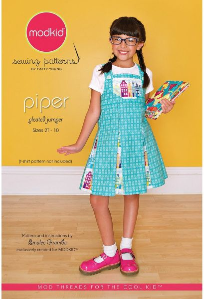 Modkid Sewing Patterns Piper Price Review And Buy In Kuwait