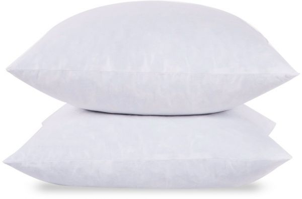 Souq Puredown Goose Down Feather Pillows Inserts 40% Cotton Magnificent 100 Down Pillow Inserts